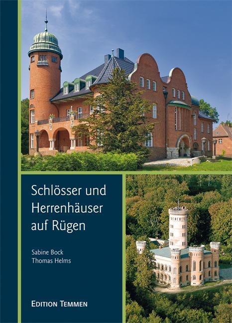 Schlösser und Herrenhäuser auf Rügen als Buch