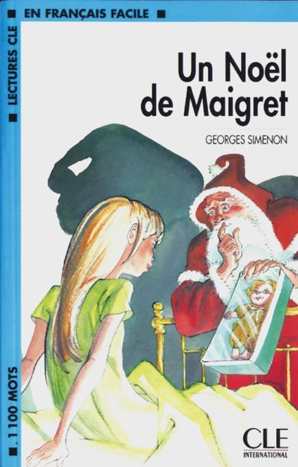 Un Noel de Maigret. Mit Materialien als Buch