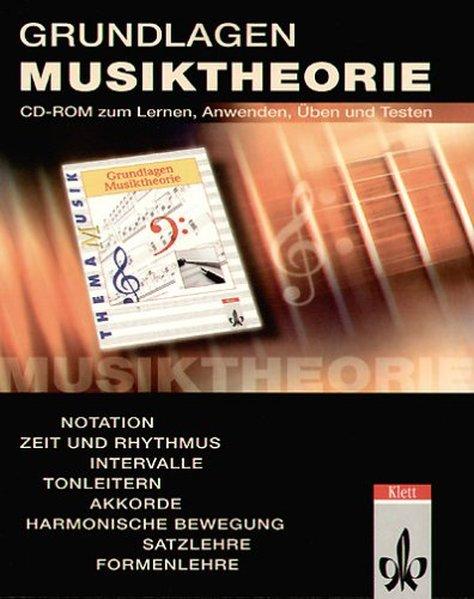 Thema Musik. Grundlagen Musiktheorie. CD-ROM für Windows 95/MacOS ab 7.1 als Software