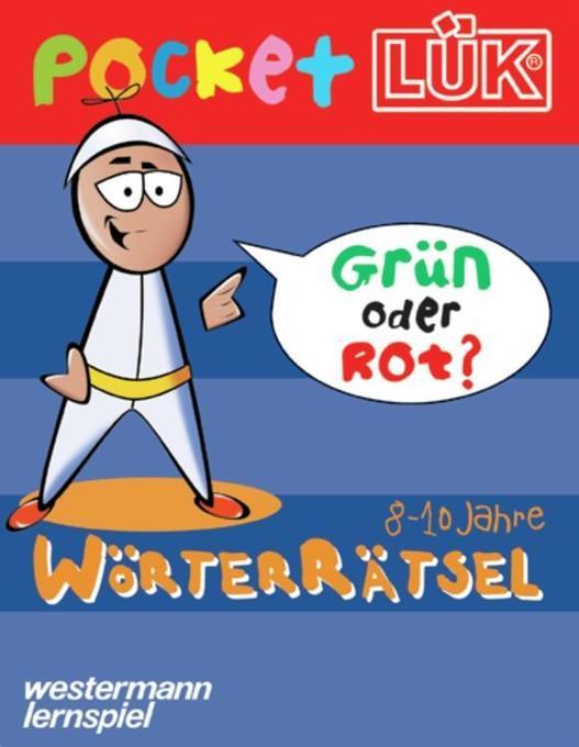 PocketLÜK Worträtsel als Buch