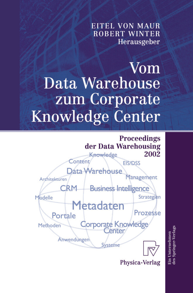 Vom Data Warehouse zum Corporate Knowledge Center als Buch