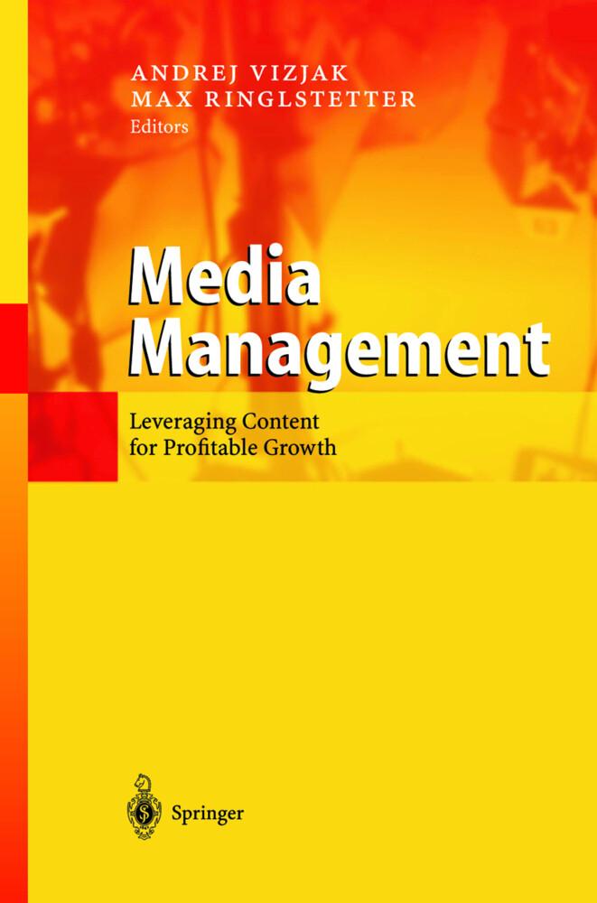 Media Management als Buch