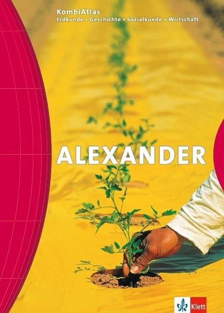 Alexander KombiAtlas als Buch