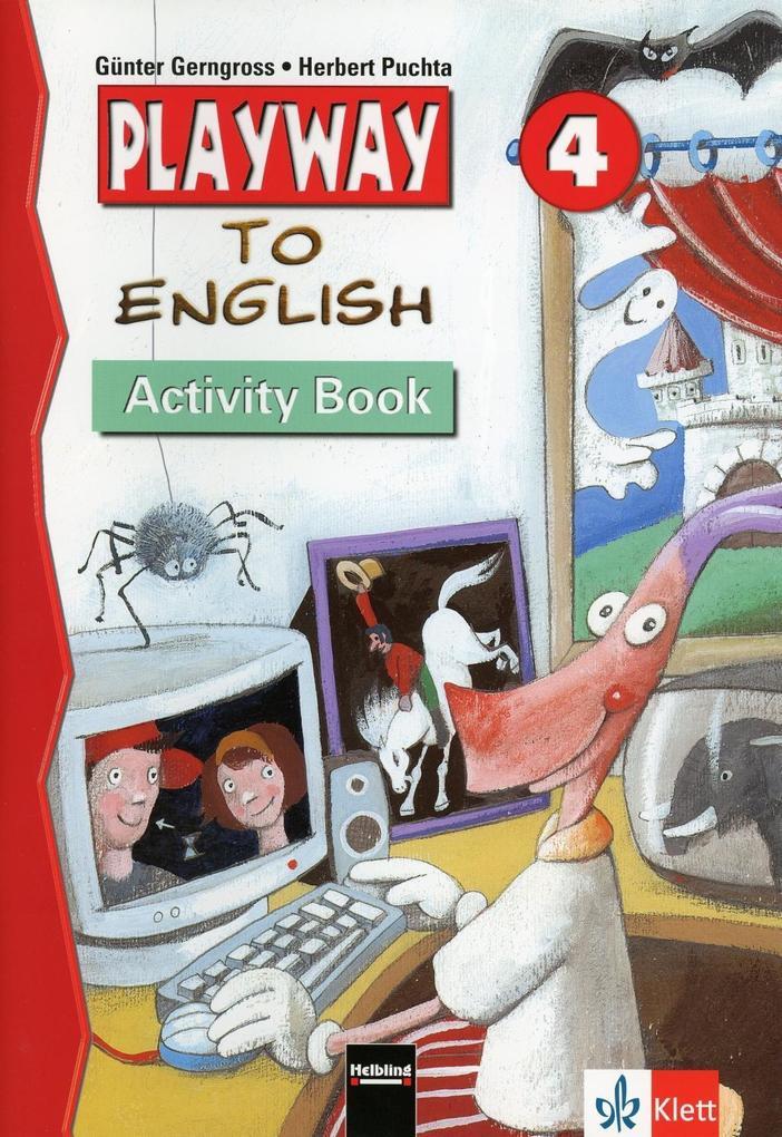 Playway to English. 4.Schuljahr. Lehrwerk Activity Book. Baden-Württemberg als Buch