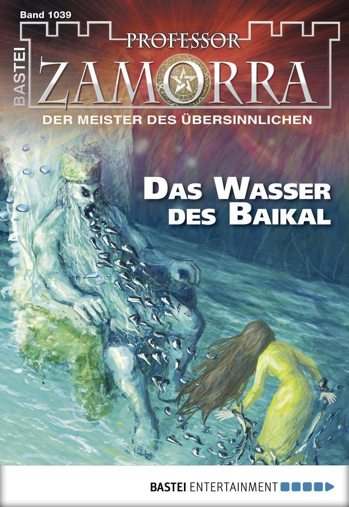 Professor Zamorra - Folge 1039 als eBook