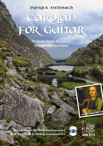 Carolan for Guitar.