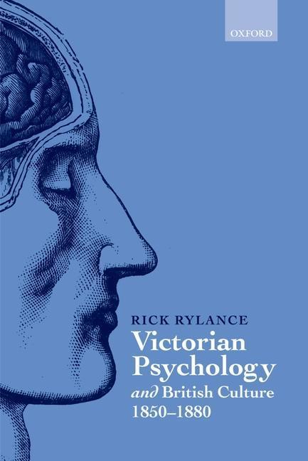 Victorian Psychology and British Culture 1850-1880 als Buch