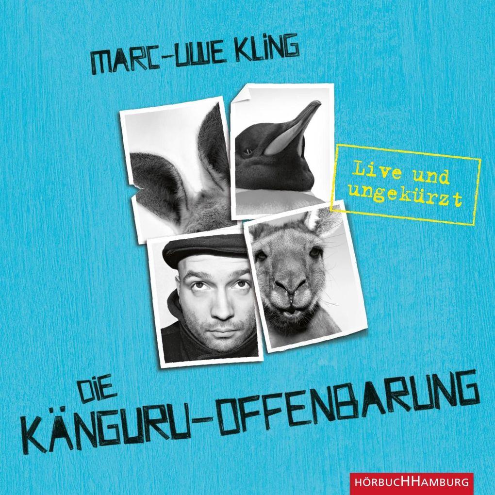 Die Känguru-Offenbarung als Hörbuch Download