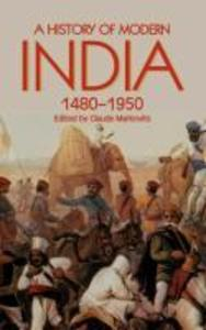 A History of Modern India, 1480-1950 als Buch