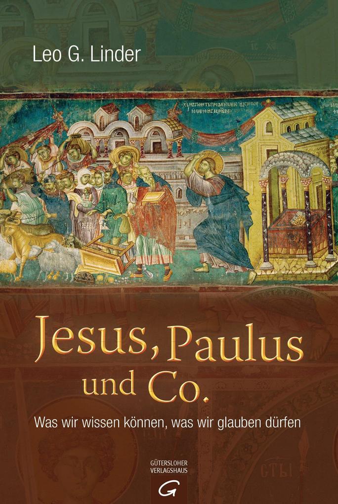 Jesus, Paulus und Co. als eBook