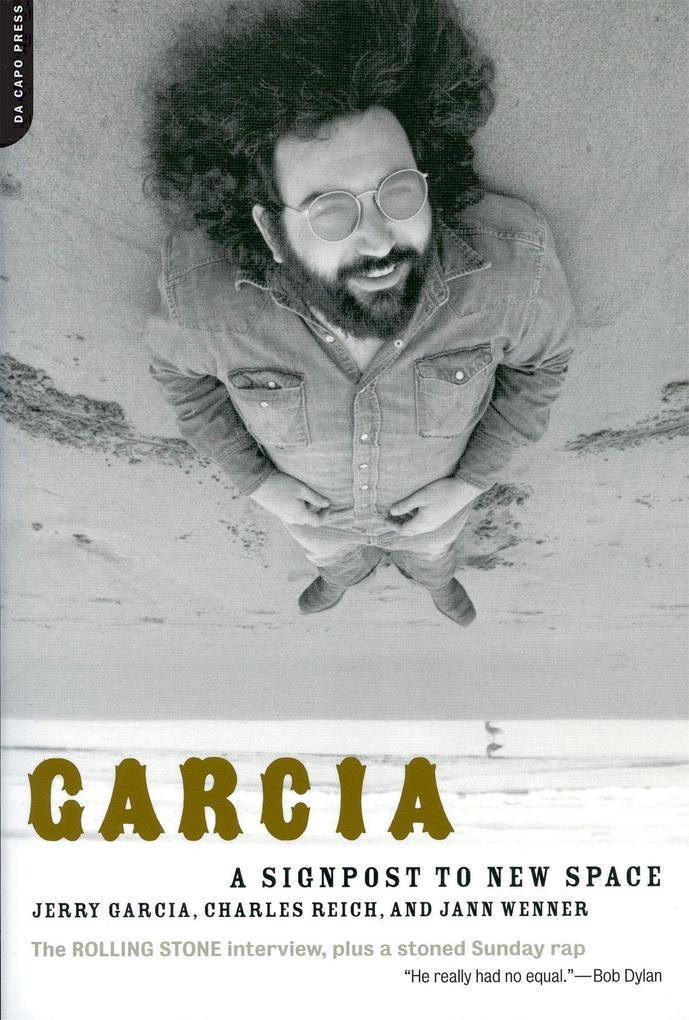Garcia: A Signpost to New Space als Taschenbuch