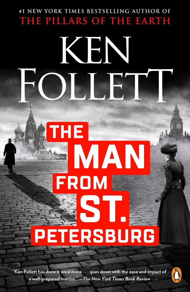 The Man from St. Petersburg als Taschenbuch
