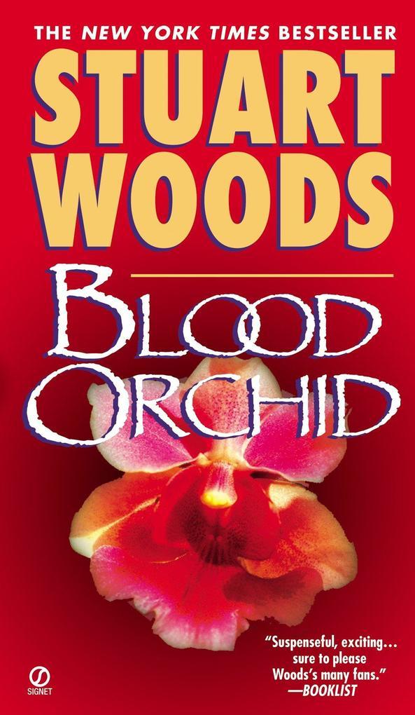Blood Orchid als Taschenbuch