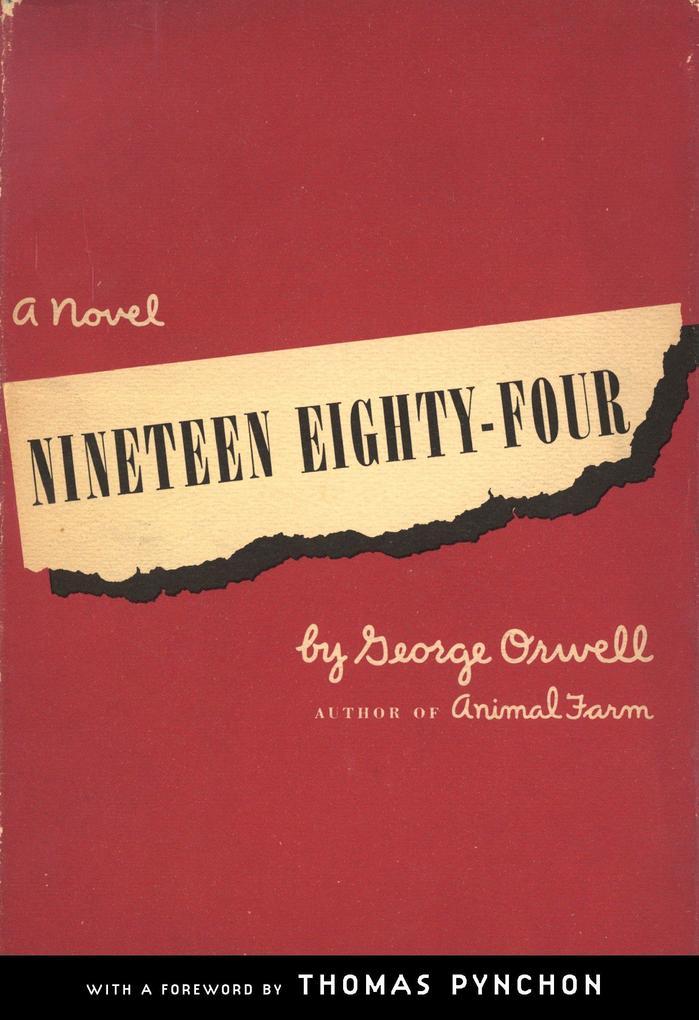 Nineteen Eighty-Four als Taschenbuch