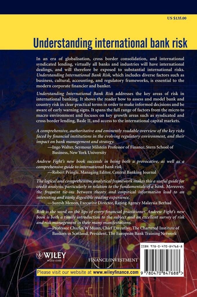 Understanding International Bank Risk als Buch