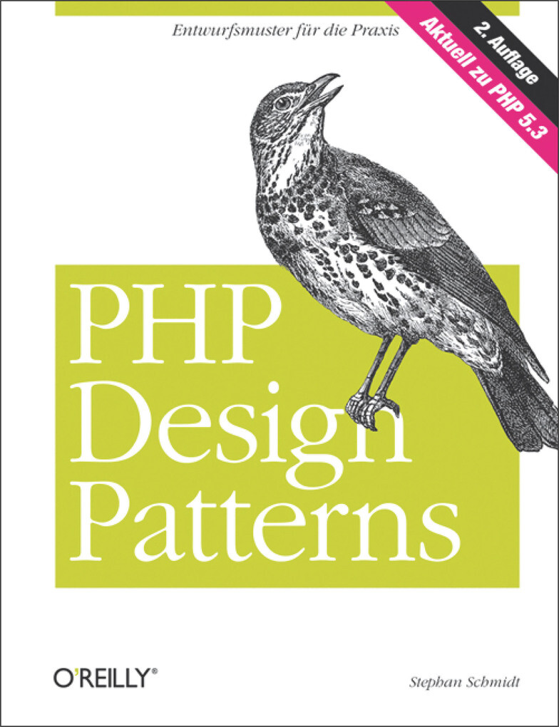 PHP Design Patterns als eBook von Stephan Schmidt