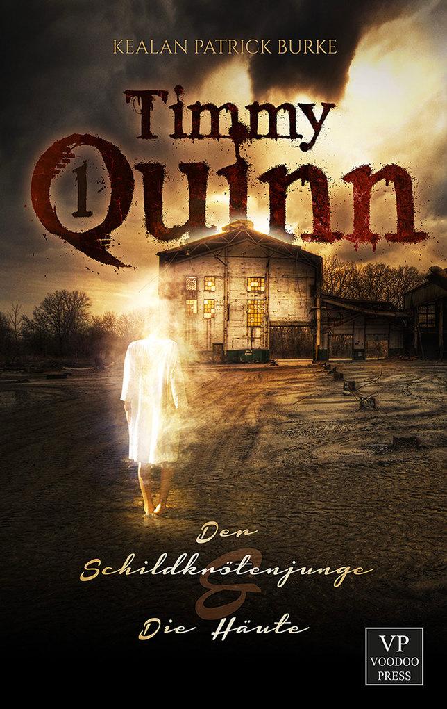 Timmy Quinn: Der Schildkrötenjunge & Die Häute als eBook von Kealan Patrick Burke