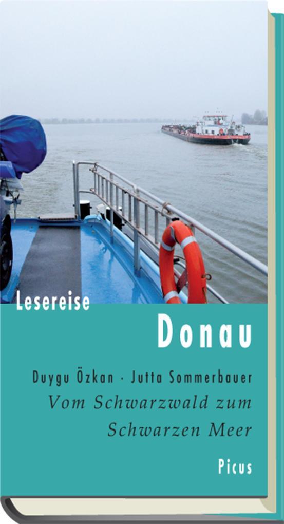 Lesereise Donau als eBook von Duygu Özkan, Jutta Sommerbauer