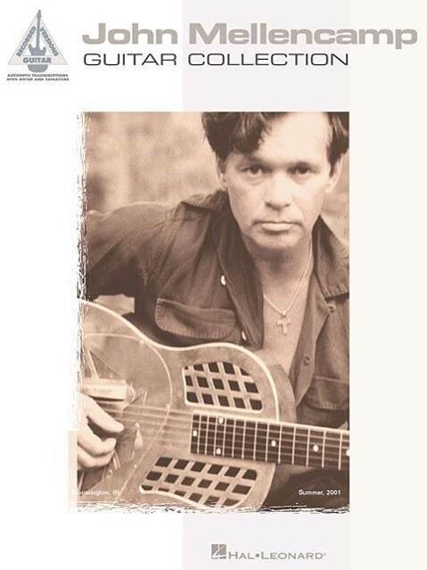 John Mellencamp Guitar Collection als Taschenbuch