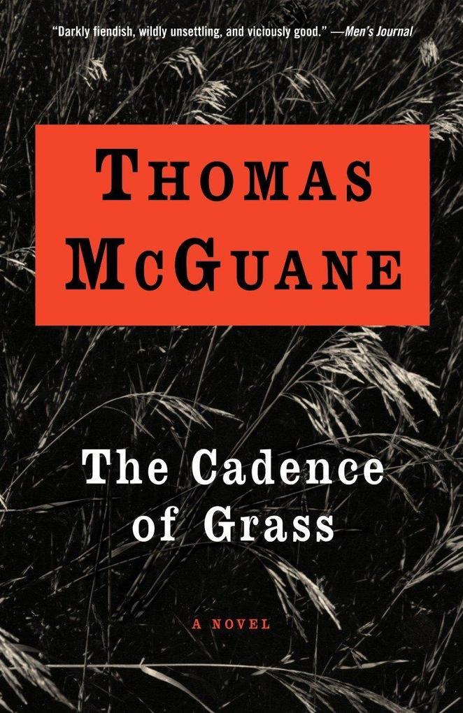 The Cadence of Grass als Taschenbuch