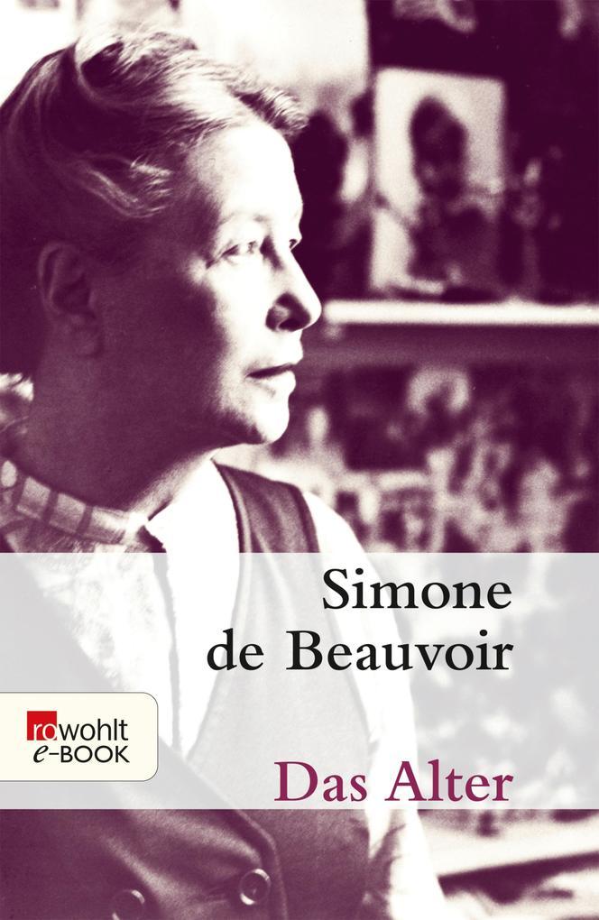 Das Alter als eBook von Simone de Beauvoir