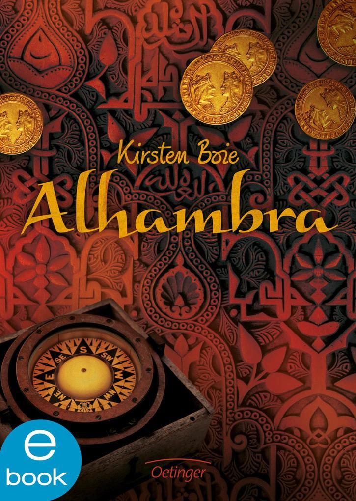 Alhambra als eBook von Kirsten Boie