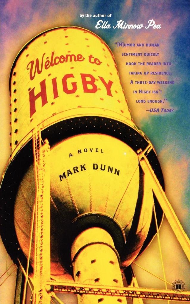 Welcome to Higby als Taschenbuch