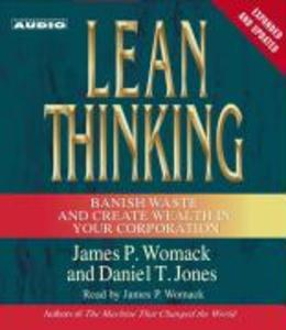 Lean Thinking: Banish Waste and Create Wealth in Your Corporation, 2nd Ed als Hörbuch