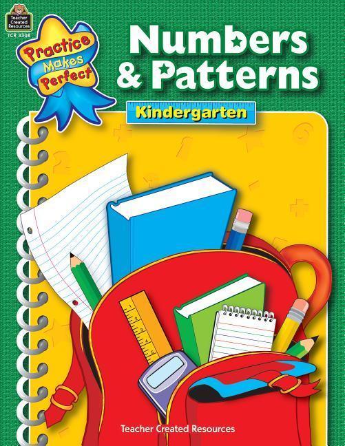 Numbers & Patterns Grade K als Taschenbuch
