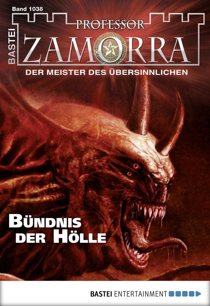 Professor Zamorra - Folge 1038 als eBook von Susanne Picard