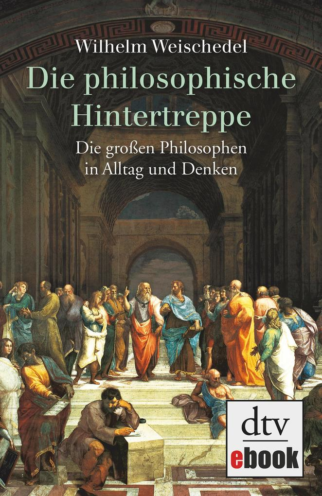 Die philosophische Hintertreppe als eBook epub