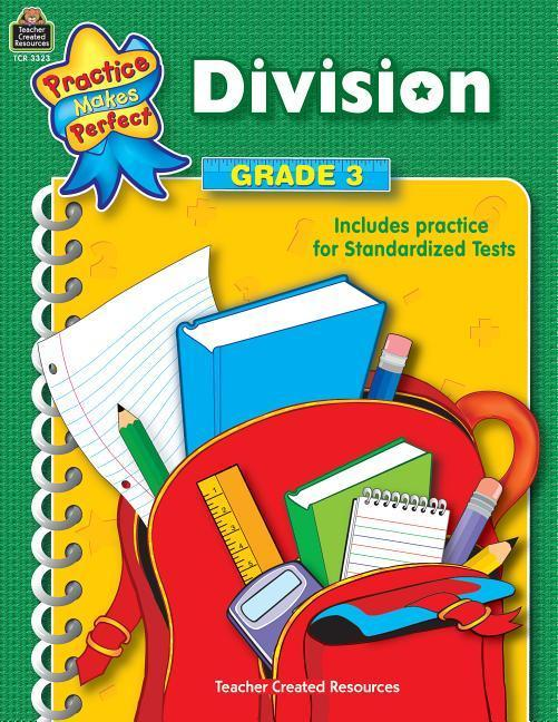 Division Grade 3 als Taschenbuch