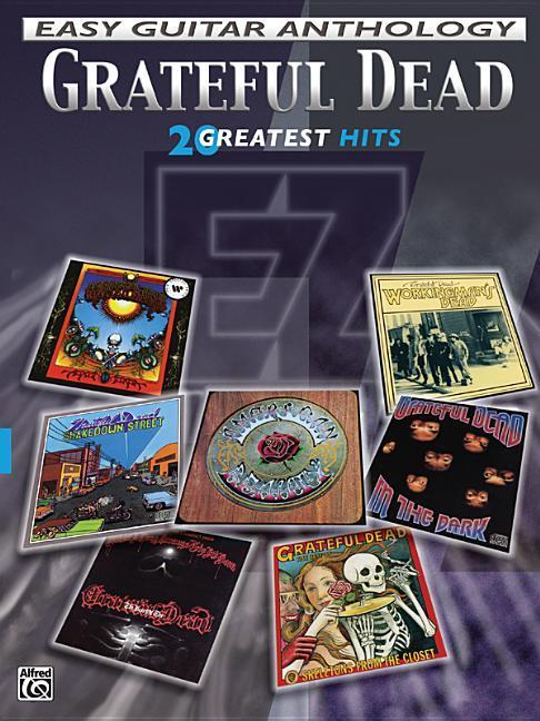 Grateful Dead -- Easy Guitar Anthology: 20 Greatest Hits als Taschenbuch