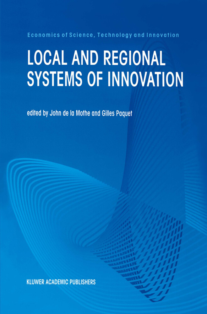 Local and Regional Systems of Innovation als Buch
