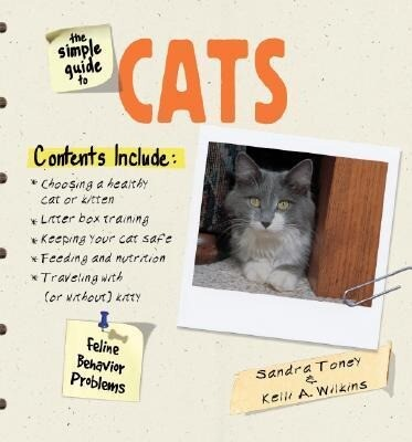 The Simple Guide to Cats als Taschenbuch