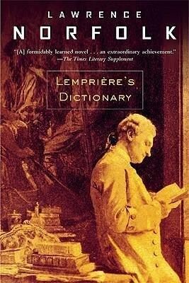 Lempriere's Dictionary als Taschenbuch