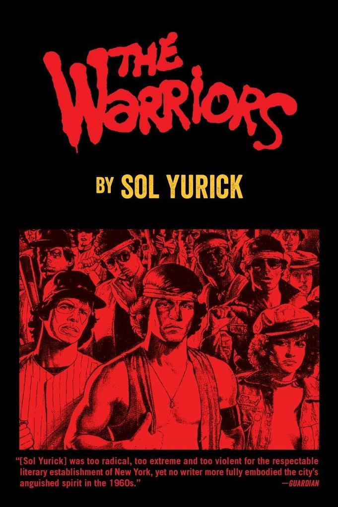 The Warriors als Taschenbuch
