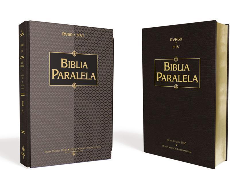 Biblia Paralela-PR-RV 1960/Nu = Parallel Bible-PR-RV 1960/Nu als Buch