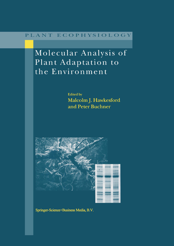 Molecular Analysis of Plant Adaptation to the Environment als Buch