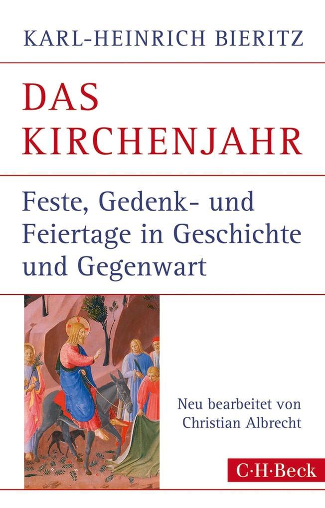Das Kirchenjahr als eBook epub