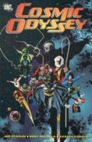 Cosmic Odyssey als Taschenbuch