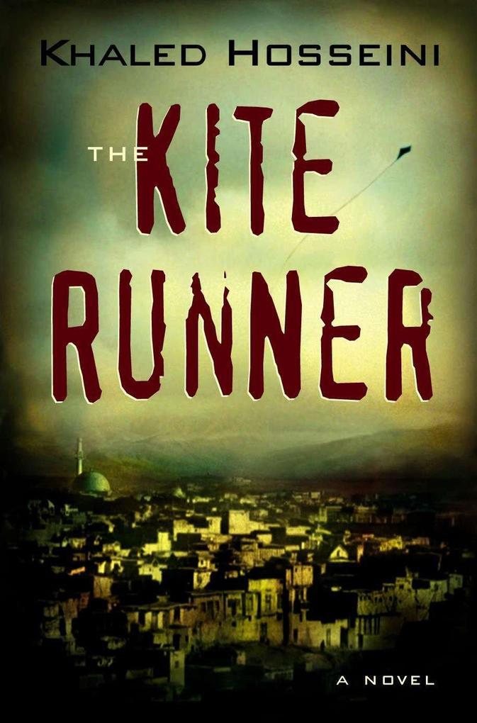 The Kite Runner als Buch