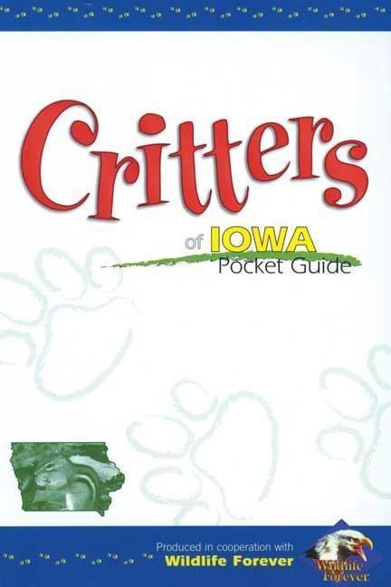 Critters of Iowa Pocket Guide als Taschenbuch