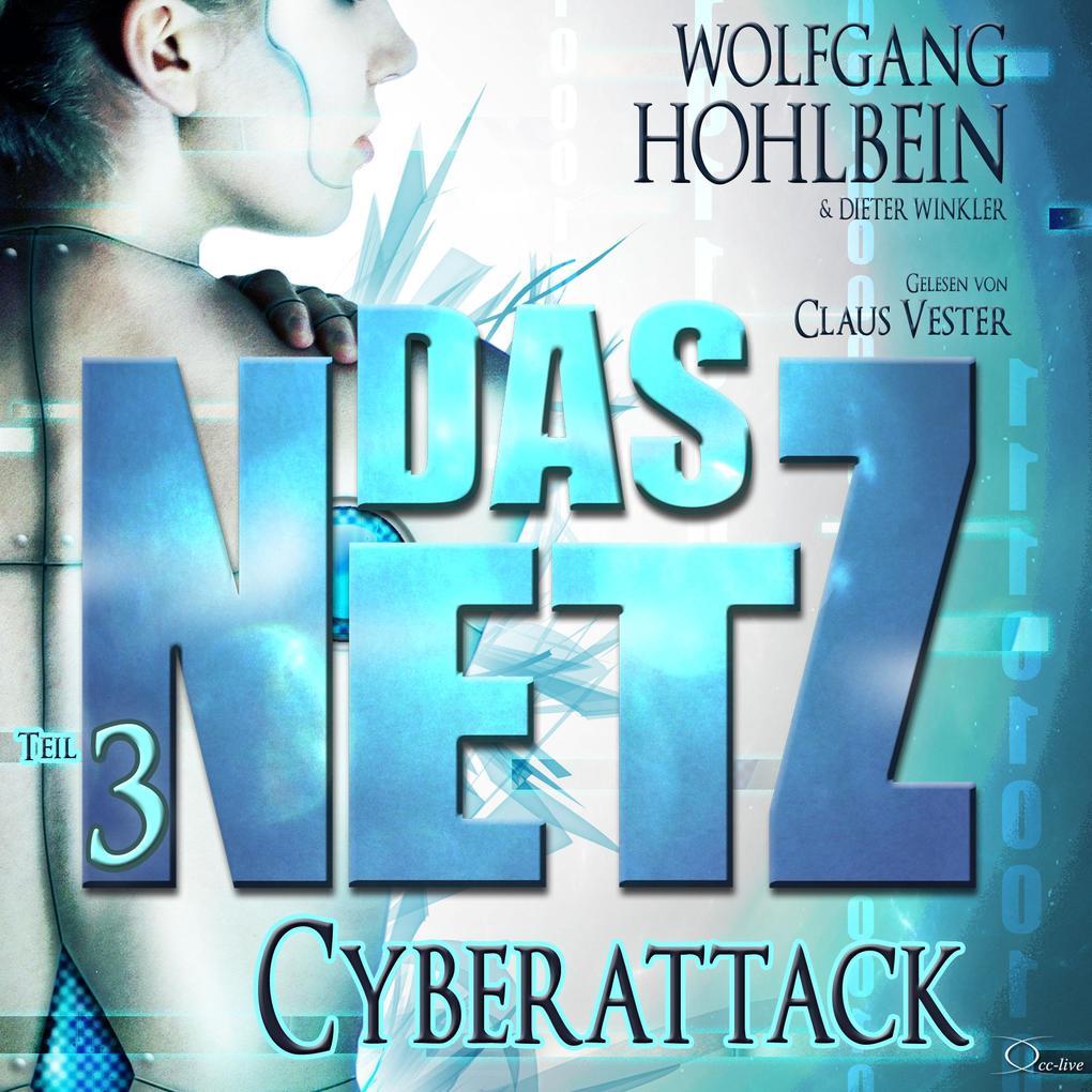Das Netz 3: Cyberattack als Hörbuch Download