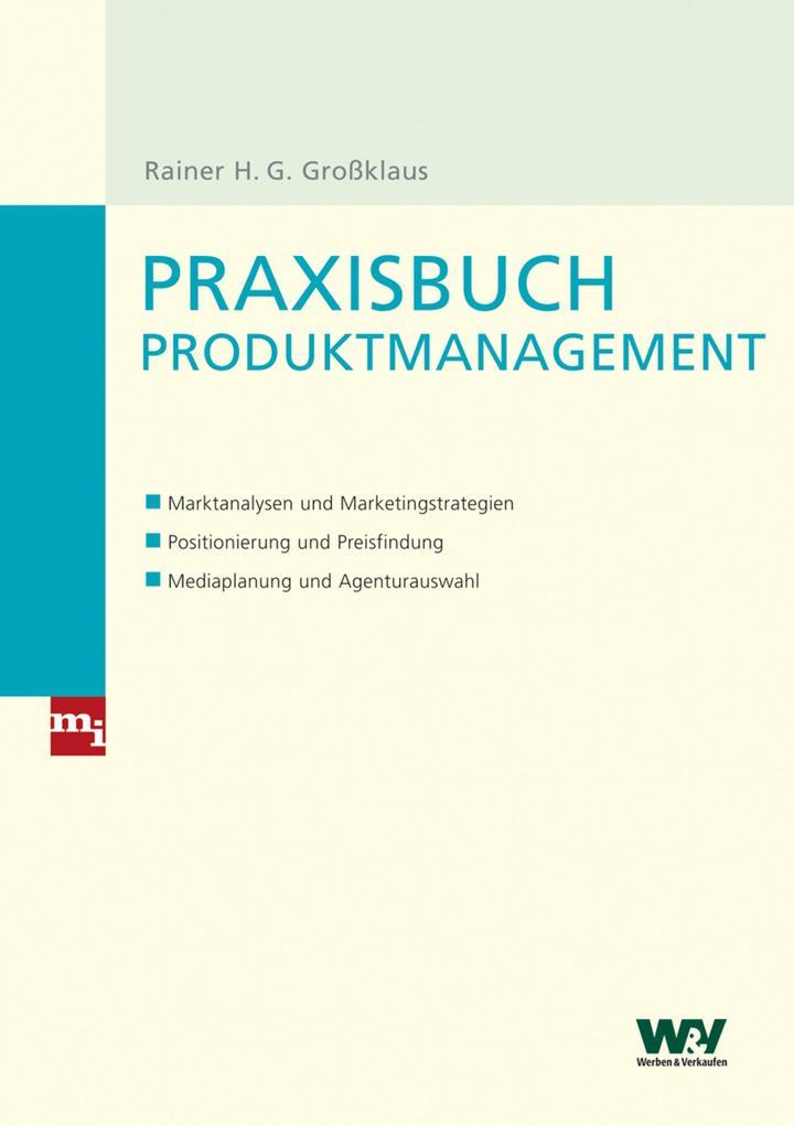 Praxisbuch Produktmanagement als eBook