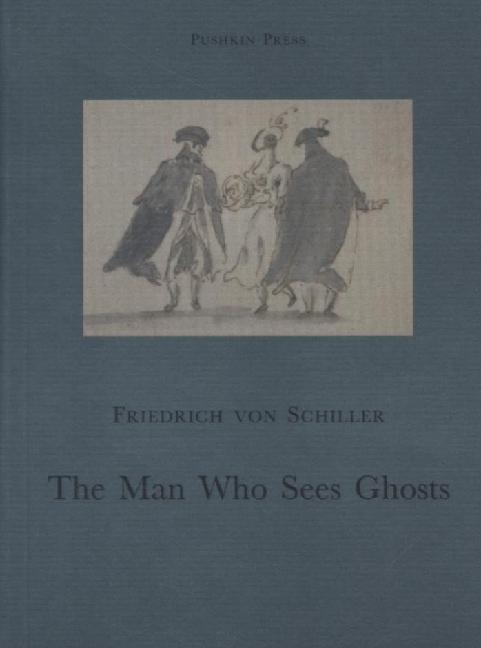 The Man Who Sees Ghosts als Taschenbuch