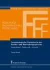 Terminologische Variation in der Rechts- und Verwaltungssprache