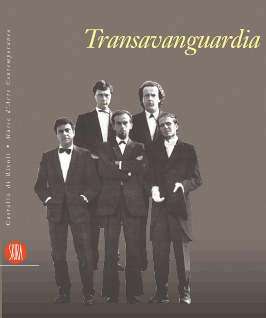 Transavanguardia als Taschenbuch