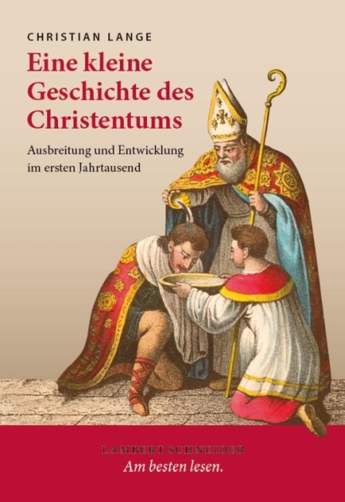 Eine kleine Geschichte des Christentums als eBook