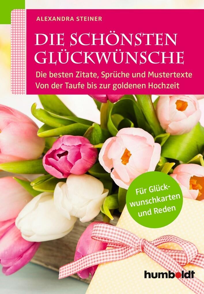Die schönsten Glückwünsche als eBook von - Schlütersche Verlagsgesellschaft mbH & Co. KG